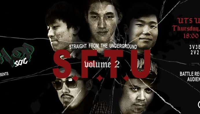 UTS Hiphop Society Presents: Straight From The Underground 2